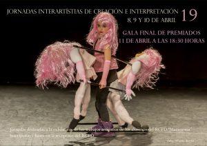 Jornadas Interartísticas 2019