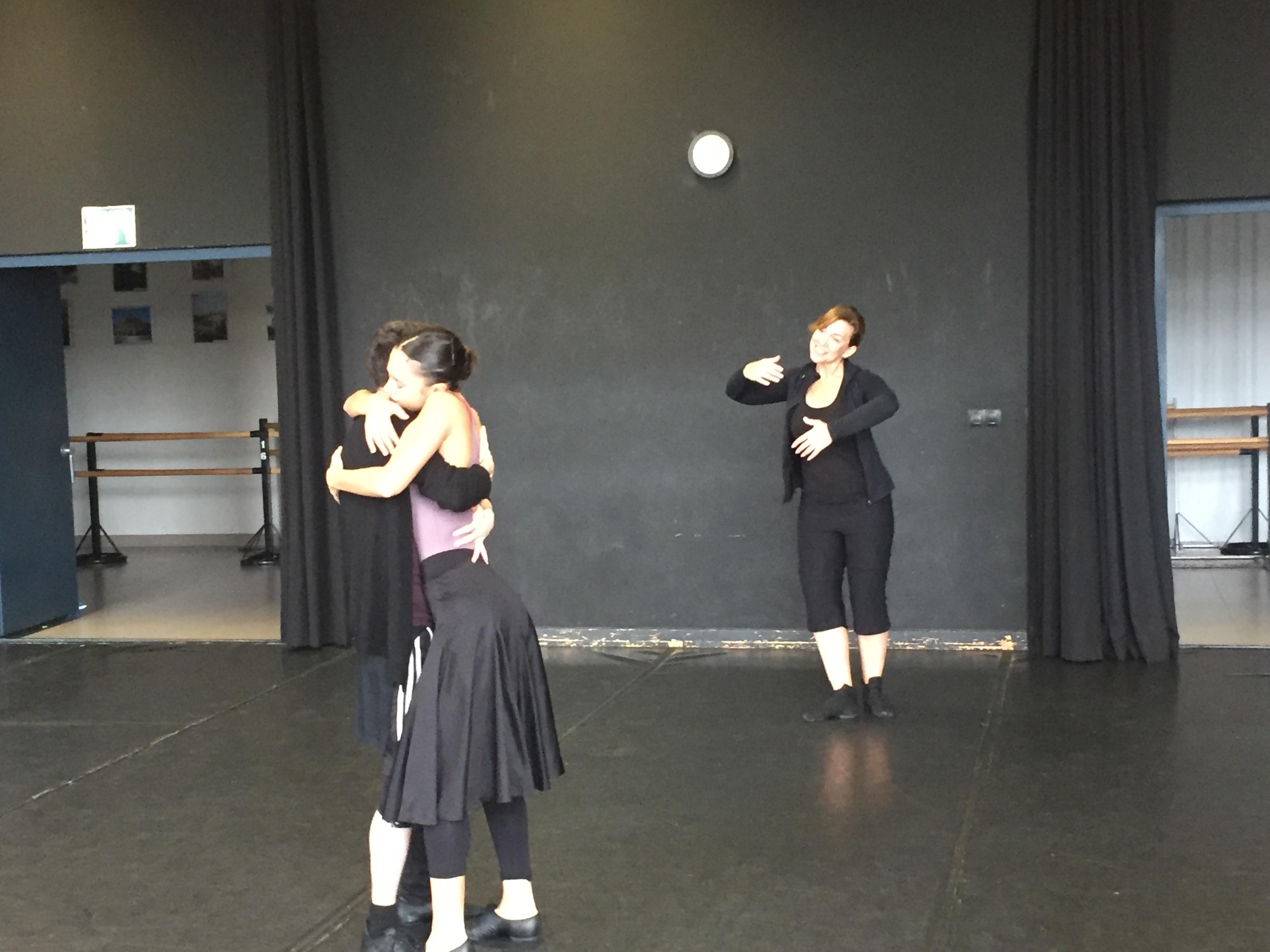 Nueva coreografía de Arantxa Carmona para Larreal